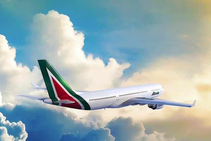 Photo Source; @Alitalia