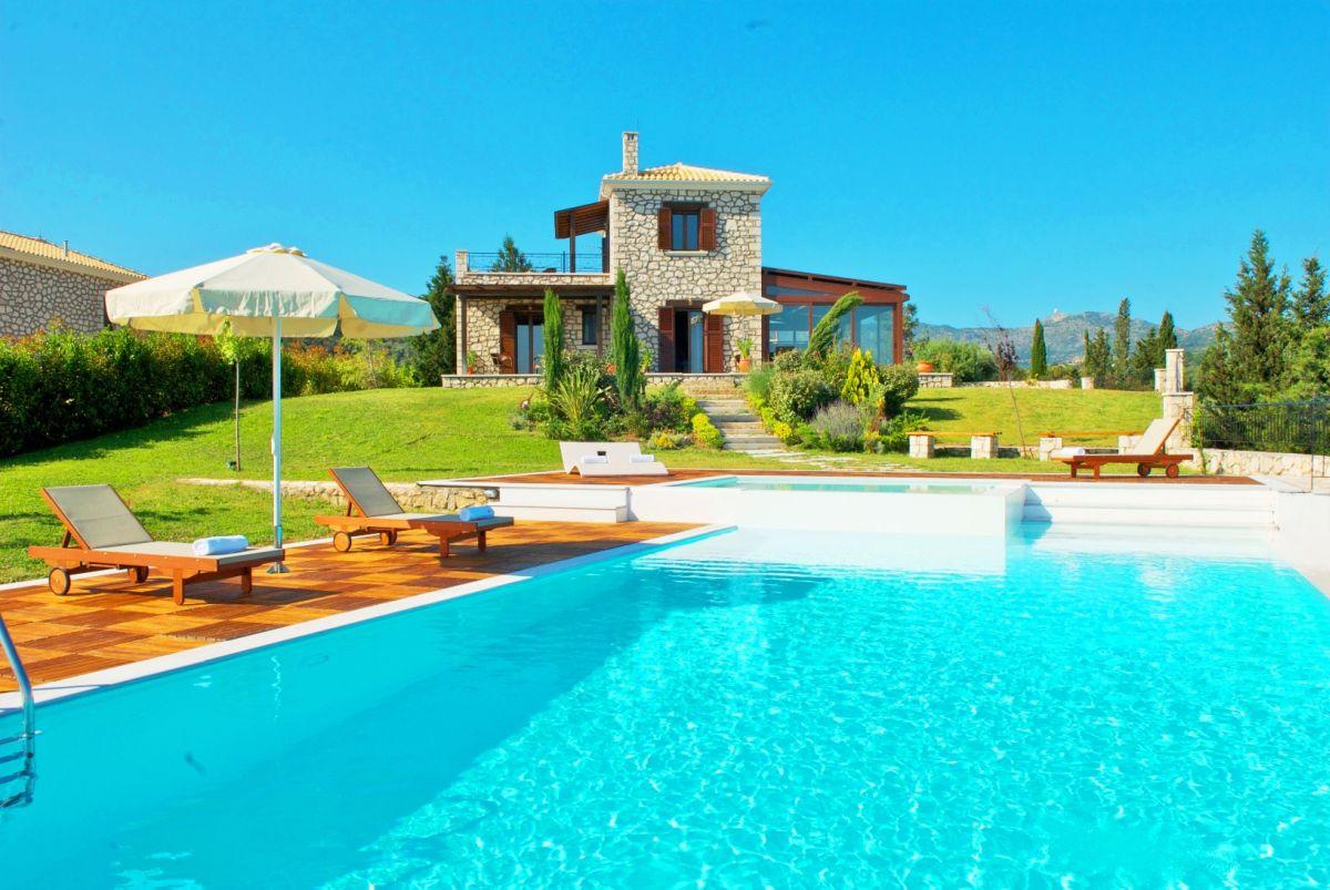 Anemones Villas, Lefkada.