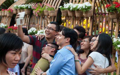 Asian tourists. Photo source: Pixabay