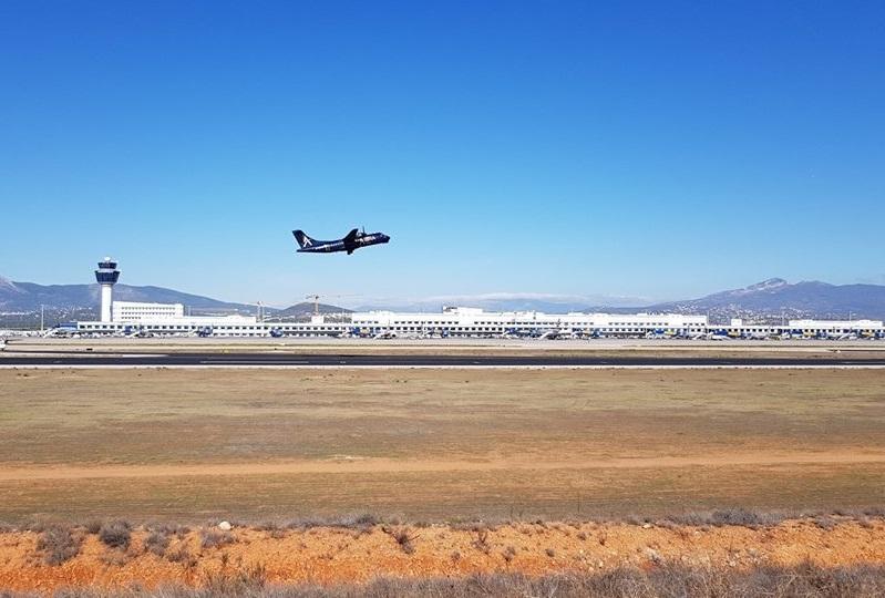 "Photo Source: @Athens International Airport ""Eleftherios Venizelos"""