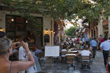 Plaka, Athens. Photo Source: Visit Greece / Y Skoulas