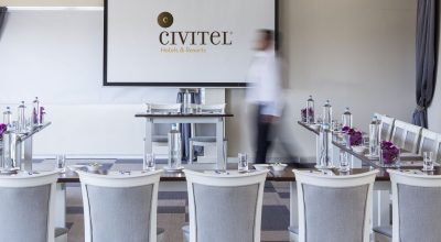 Civitel Olympic, meeting room.