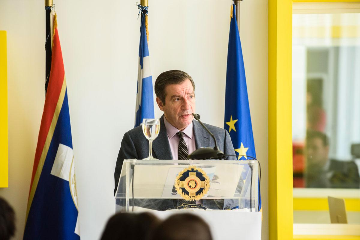 Georgios Kaminis, Mayor of Athens
