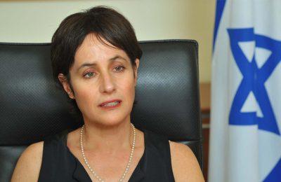 Irit Ben-Abba, Ambassador of Israel to Greece