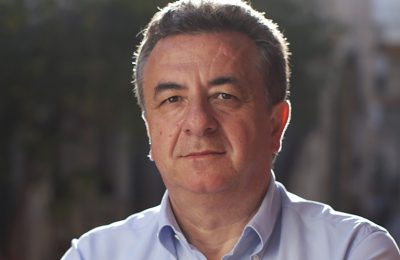 Stavros Arnaoutakis, Governor of Crete Region