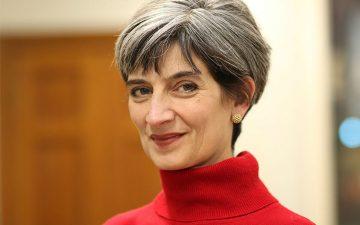 UK Ambassador to Greece, Kate Smith.