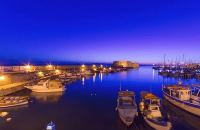 Heraklion, Crete. Photo Source: @Municipality of Heraklion
