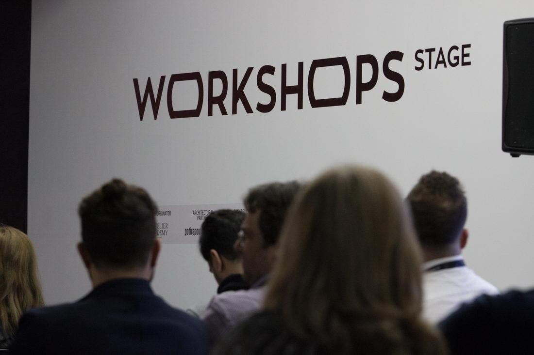 Hotel Show 2018 Workshops Stage