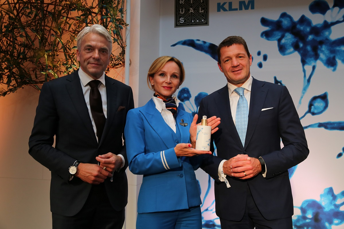 Photo: KLM - Paul Ridderhof