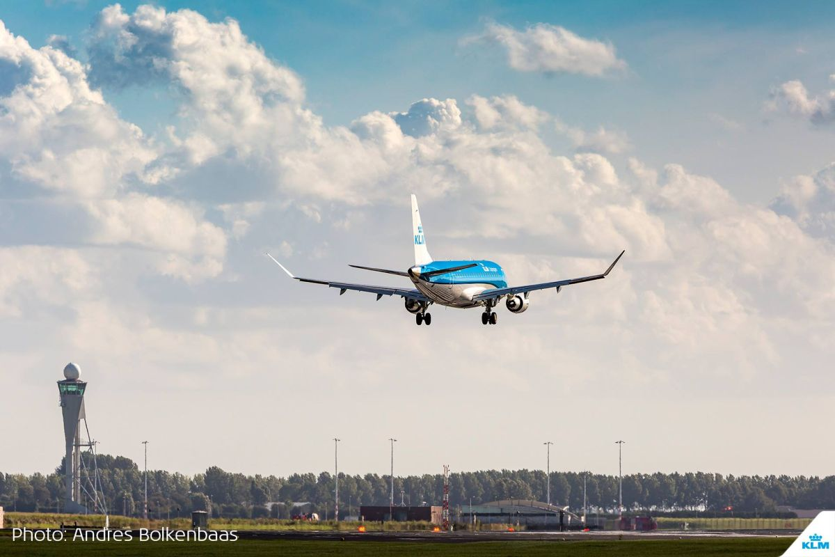 Photo Source: KLM