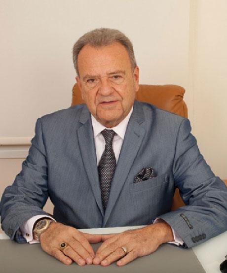 Καθηγητής Κωνσταντίνος Κουσκούκης, Πρόεδρος της Ελληνικής Ακαδημίας Ιαματικής Ιατρικής, Πρόεδρος Παγκόσμιας Ακαδημίας Κινέζικης και Συμπληρωματικής Ιατρικής