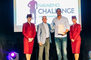 A Night to Remember by Qatar Airways - Navarino Challenge by Mike Tsolis