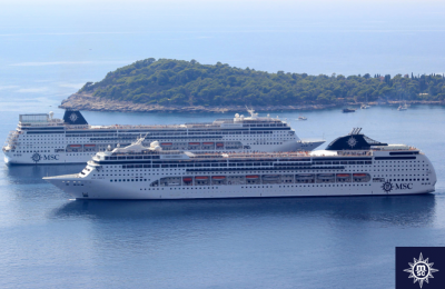 Photo Source: @MSC Cruises