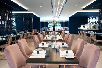 Mesoghaia restaurant. Photo Source: @Sofitel Athens Airport