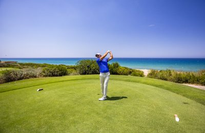 Messinia Pro-Am / The Dunes Course @ Costa Navarino (professional player Adam Kritikos)