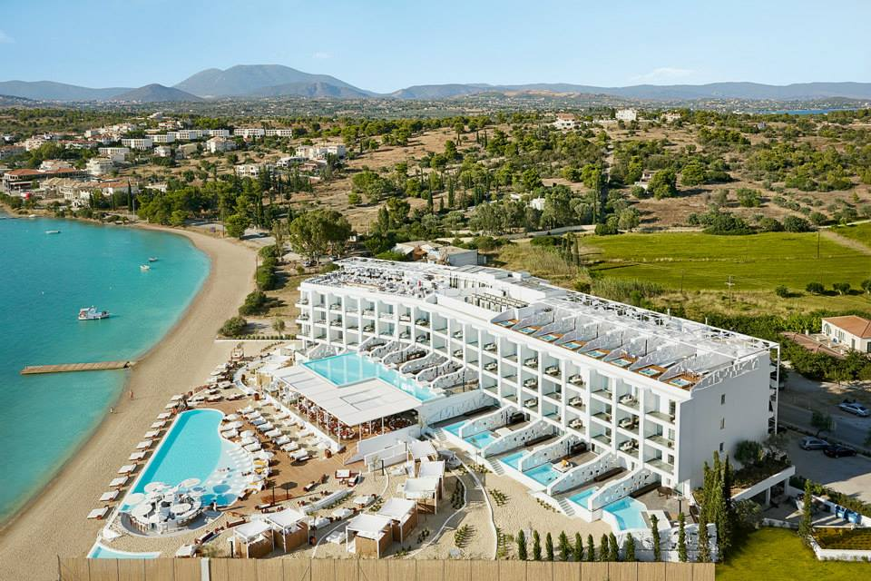 Photo Source: @ Nikki Beach Resort & Spa Porto Heli