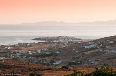 Tinos island. Photo © Maria Theofanopoulou