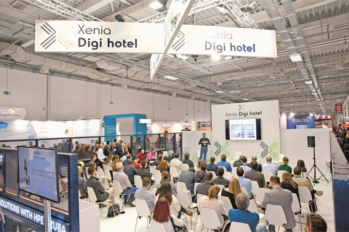 Xenia 2018 to Show How Digital Technology is Shaping Hospitality