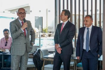 """""""Greece is such an amazing destination and we've got a motto in our business: We have a product that fits every traveler,"""" said Dimitris Manikis, Wyndham's managing director for Europe, Middle East, Eurasia and Africa (EMEA)."""