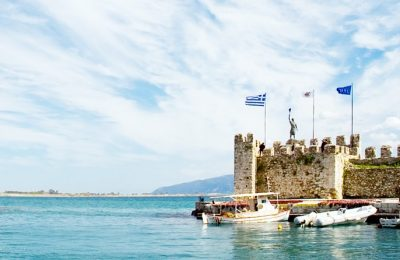 Nafpaktos, Greece. Photo Source: Municipality of Nafpaktia