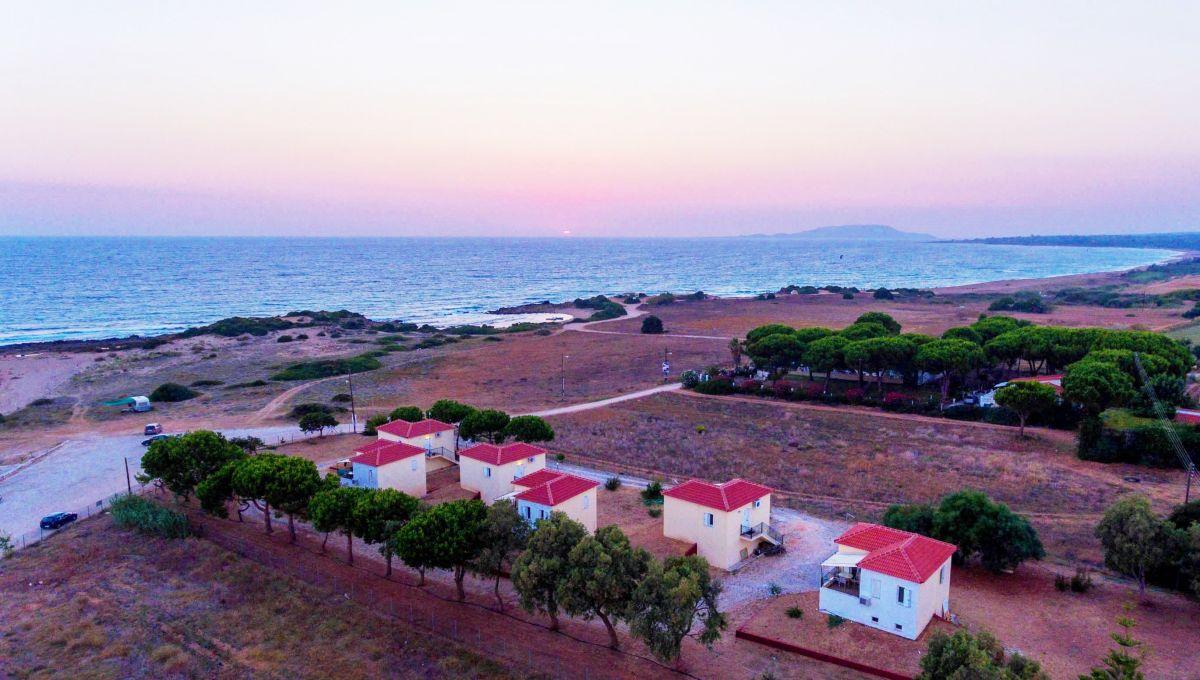 Romanos Seafront Beach Villas, Pylos.