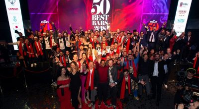 The World's 50 Best Bars 2018 - family photo. Source: @The World's 50 Best Bars