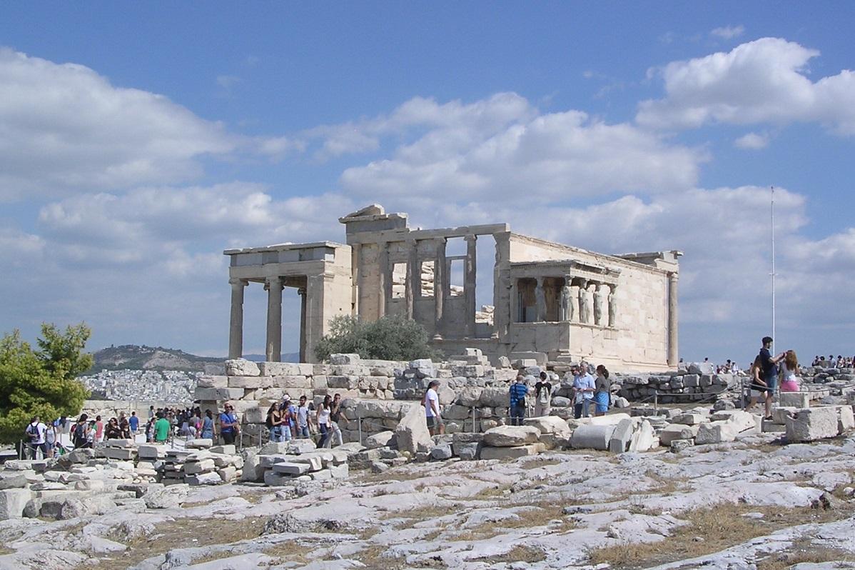 The Acropolis, Athens. Photo: GTP