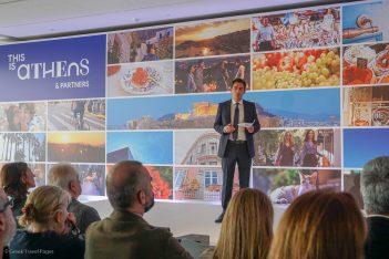 EATA CEO Alexis Galinos.