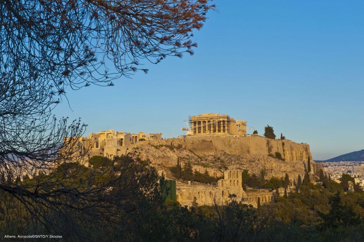 Acropolis, Athens. Photo source: Visit Greece/Y.Skoulas