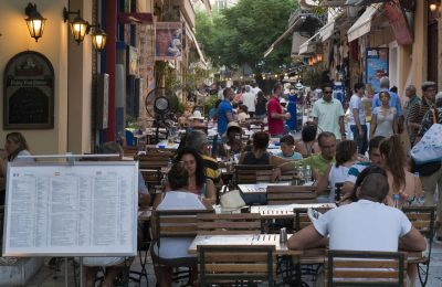 Plaka district, Athens