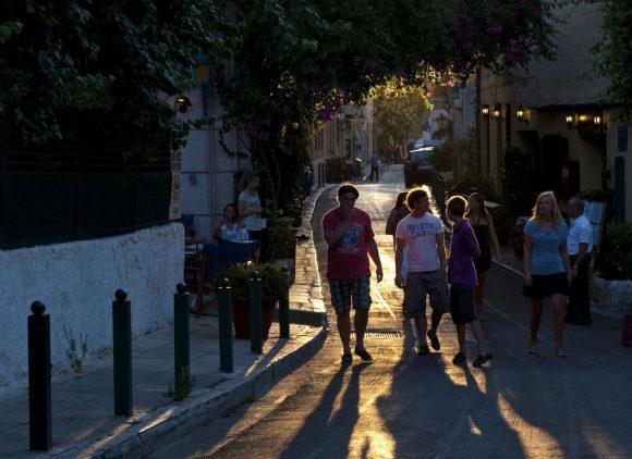 Athens, Greece. Photo source: Visit Greece / Y.Skoulas