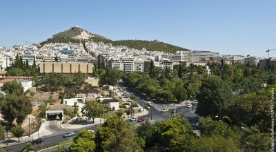Athens, Greece. Photo Source: Visit Greece / Y. Skoulas
