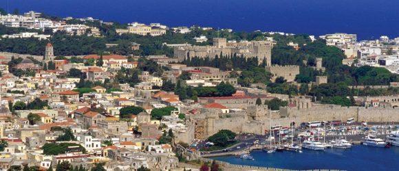 Rhodes island. Photo Source: Visit Greece / K. Vergas