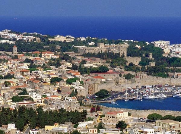 Rhodes island. Photo Source: Visit Greece / K. Vergas