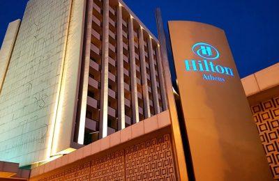 Photo Source: @Hilton Athens