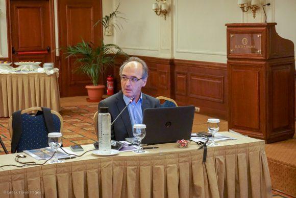 INSETE Research Director Dr. Aris Ikkos.