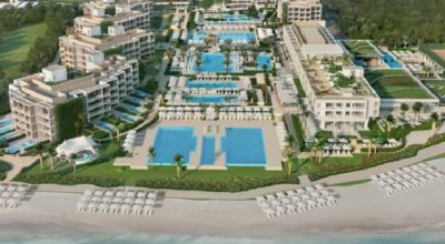An impression of the Ikos Andalusia resort