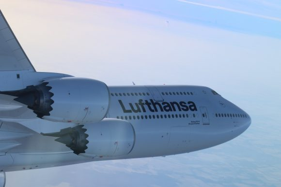 Photo Source: Lufthansa