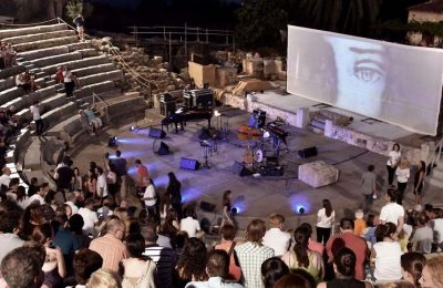 The small theater of Epidaurus. Photo Source: Athens & Epidaurus Festival