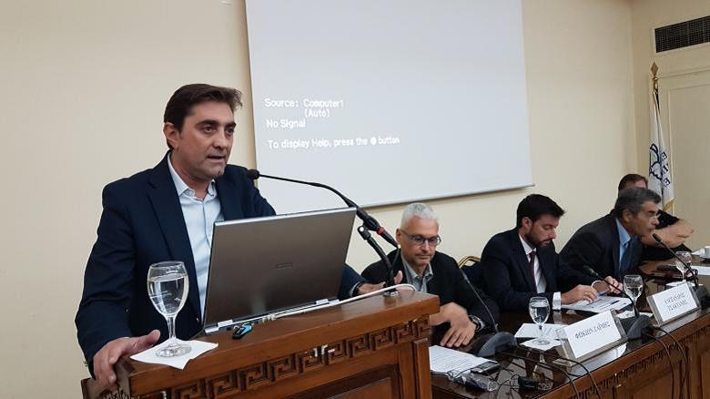 Κώστας Καρπέτας, Αντιπεριφερειάρχης Δυτικής Ελλάδας