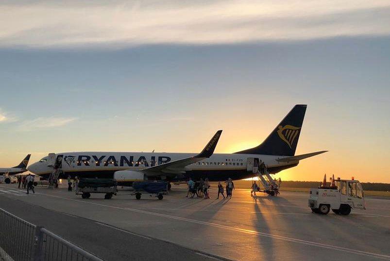 Photo Source: @Ryanair