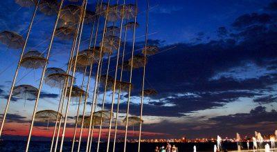 Thessaloniki, northern Greece. Photo Source: @Thessaloniki Travel