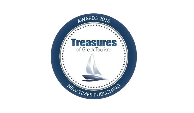 Treasures of Greek Tourism 2018 logo