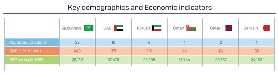 Source: 'The Gulf Cooperation Council (GCC) Outbound Travel Market' report.
