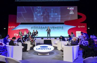 UNWTO & WTM Ministers' Summit: Investment in Tourism Technology. Photo source: WTM