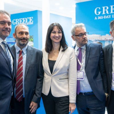 WTM London 2018 photo report by Greek Travel Pages