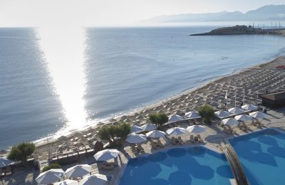 The Creta Maris Beach Resort of Metaxas Group of Companies.