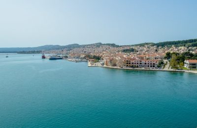 Argostoli, Kefallonia island. Photo Source: @Kefalonia Island