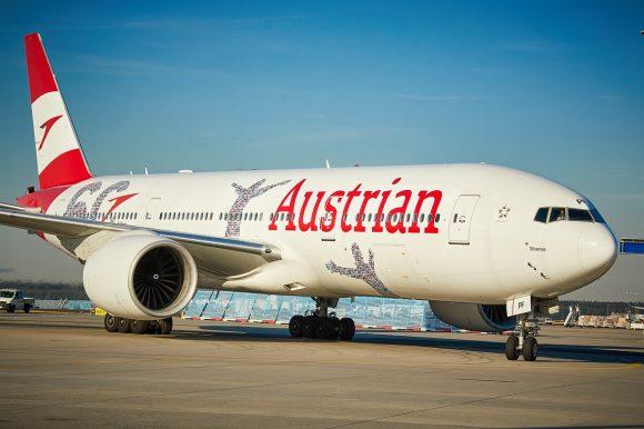 © Oliver Roesler_Austrian Airlines
