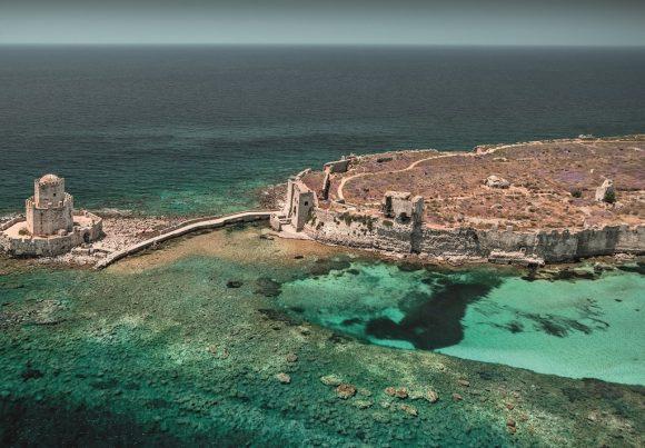 Castle of Methoni. Photo Source: Costa Navarino